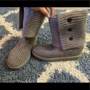 Ugg Classic Cardy boots Women's size 9